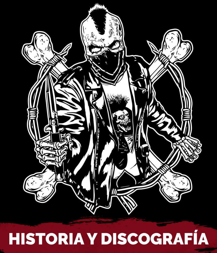 Logo de la banda de karne cruda